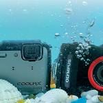 Tough Guys-Nikon Coolpix AW110 Vs. Olympus Stylus TG-2