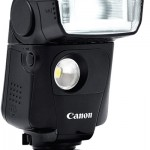 Canon Speedlite 320EX-Covering the Midfield