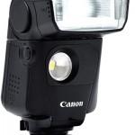 Canon Speedlite 320EX-Covering the Midfield