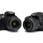 The Flyweight Challenge!-Canon EOS 1200D Vs. Nikon D3300