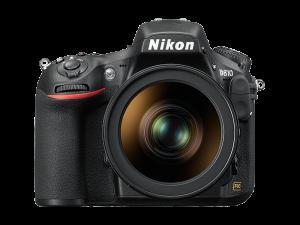 The Nikon D810