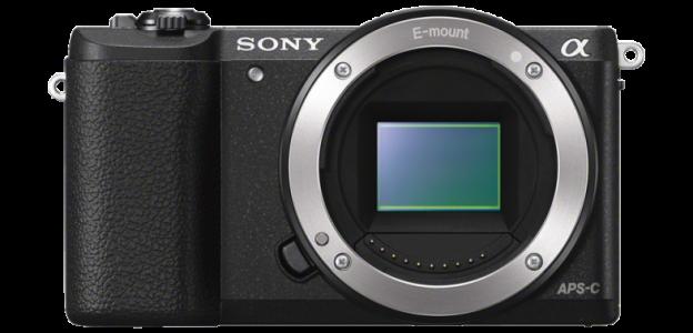 The Sony Alpha 5100