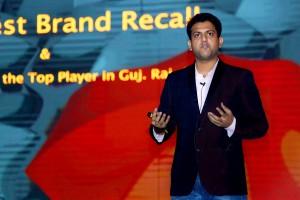 Mr. Dwipal Patel, Marketing Director of Photo Orange