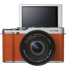 Fujifilm launches X-A2 for better selfies