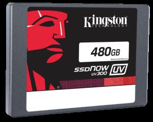 Kingston UV300 SSD new launch_Image