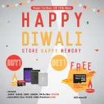Transcend offers Free Memory Cards for Diwali