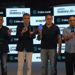 Samsung launches Galaxy J3, Mobile App for Bikers