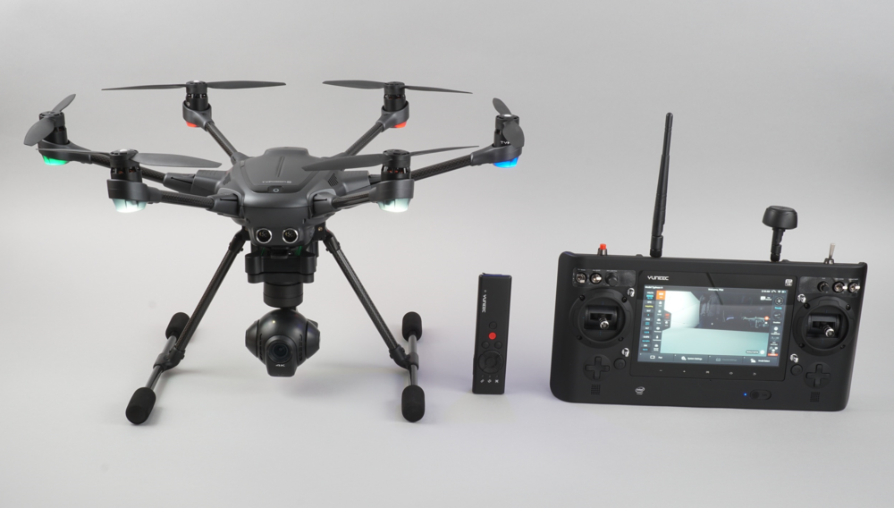 typhoon h with accessories
