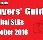 Buyers' Guide – Digital SLRs