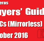 Buyers' Guide – ILCCs (Mirrorless)