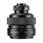 Zhongyi Mitakon's super macro lens now available