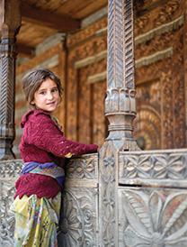 Malana village girl