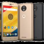 Motorola unveils Moto C Plus
