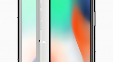 iPhone X Front and Back