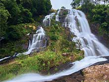 Waterfalls of Meghalaya