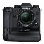Fujifilm launches X-H1, announces Cine lenses