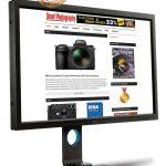 BenQ SW320, Monitor for Professional Photographers