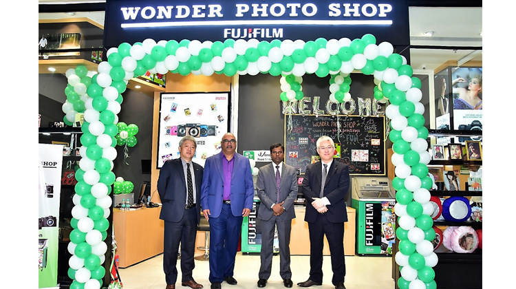 Fujifilm India Opens Wonder Photo Shop in Mumbai