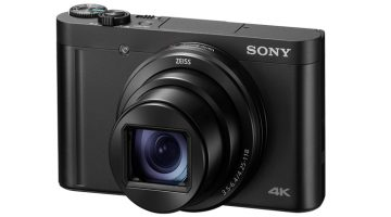 Sony Announces Travel High Zoom Camera Line-Up