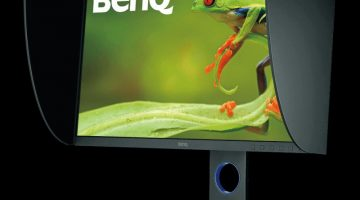BenQ Announces PhotoVue 4K UHD Monitor