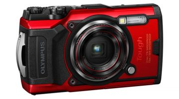 Olympus Introduces TG-6 Compact Camera