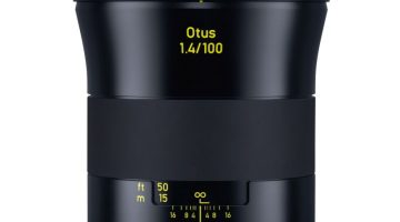 Zeiss Adds Telephoto Lens to Otus Lineup
