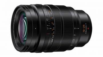 Panasonic Announces First f/1.7 Zoom Lens