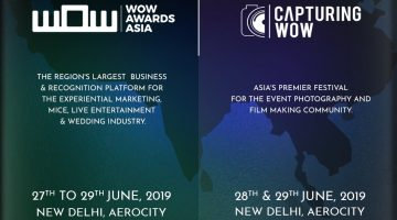 Capturing WOW, Asia's premier wedding and event photography and film making festival