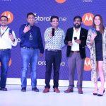 Motorola Unveils One Vision