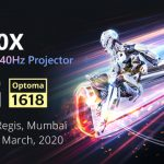 Optoma Unveils UHD50X  Projector