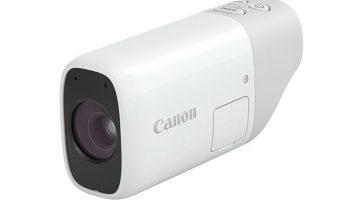 Canon Launches PowerShot Zoom