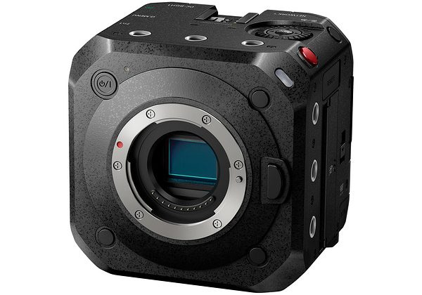 Pansonic Announces Lumix BGH1 Box Camera