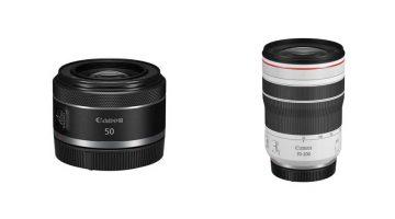 Canon Expands RF-Mount Lens Series