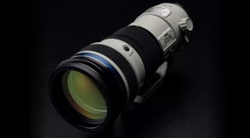 Olympus Announces Super-Telephoto Lens