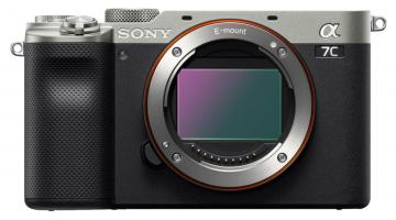 Sony Introduces Alpha 7C Full-frame Camera