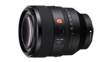 Sony Introduces New G Master Lens