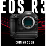 Canon Announces EOS R3 Camera