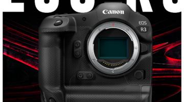 Canon Announces EOS R3 Camera