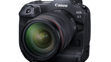 Canon Introduces EOS R3 Mirrorless Camera
